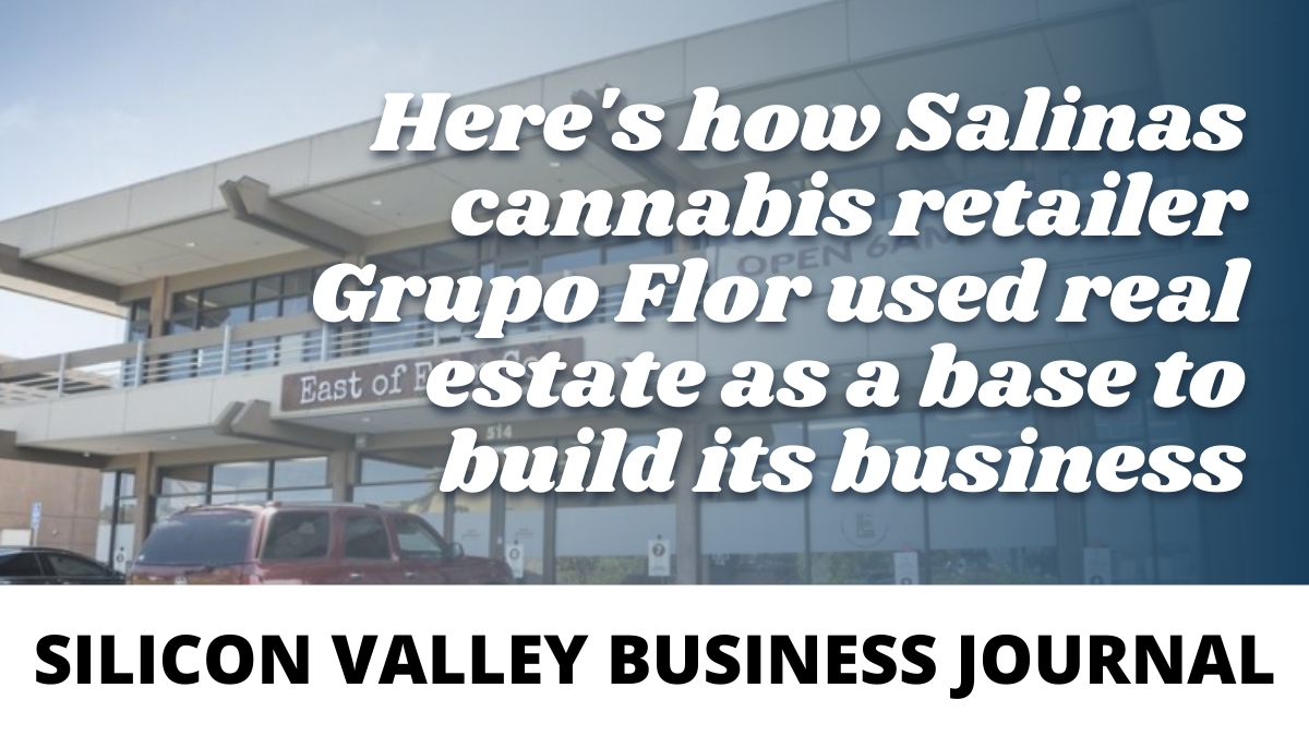 Grupo Flor article in Silicon Valley Business Journal